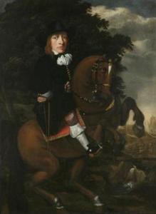 Portret van Nicholas William Stuyvesant