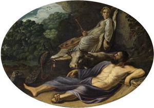 Juppiter, Juno en Io