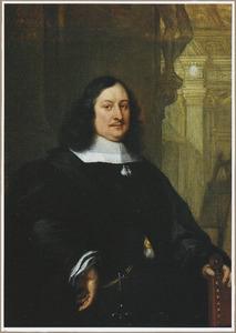 Portret van de schilder David Teniers II