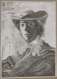 Portret van Bartholomeus Breenbergh (1599-1659)