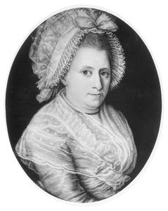 Portret van Henriette Cornelia Heeneman