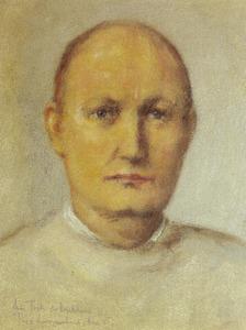Portret van Frits Dekeukeleire (1925-1985)