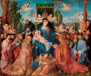 Onze-Lieve-Vrouw van de Heilige Rozenkrans