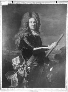 Portret van Hans Willem Bentinck (1649-1709)