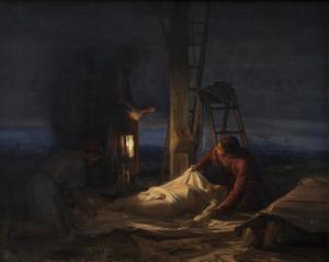 De kruisafneming van Christus