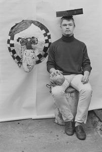Portret van Wout Muller