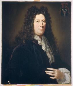 Portret van Adriaen van der Goes (1649-1721)