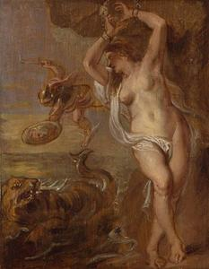 Perseus en Andromeda (Ovidius, Metamorfosen, IV, 663-705)