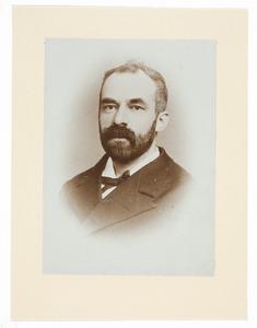 Portret van Theunis Anthonie Donkersloot (1841-1898)