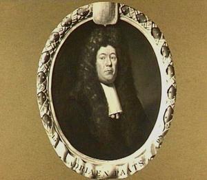 Portret van Adriaan Paets (1631-1686)
