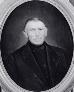 Portret vanAntonius Jurgens (1805-1880)