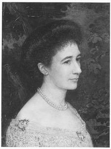 Portret van Hieronyma Maria Antonia Fortunata Bosch Reitz (1867-1951)