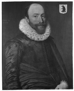 Portret van Gijsbert van Beresteyn (1576-1641)