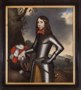Portret van Diederik van Arnhem (1639-1656)