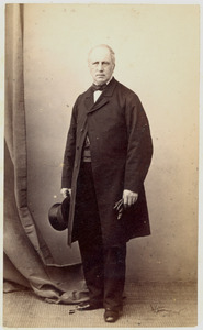 Portret van Johannes Gerardus Bosch van Drakestein (1811-1883)