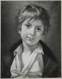 Portret van Gerrit graaf Schimmelpenninck (1794-1863) als kind