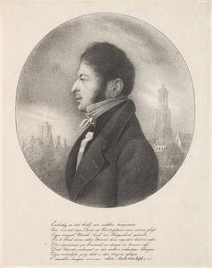 Portret van Hubert Matthijs Adriaan Jan van Asch van Wijck (1774-1843)