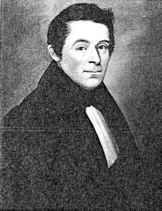 Portret van Jan Stroink (1803-1888)
