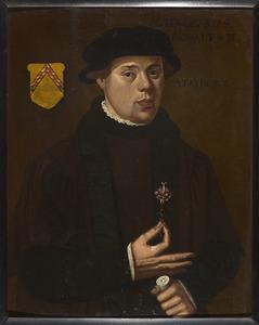 Portret van Heereman Ghijsbertszn. (1525-1590)