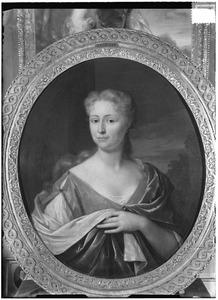 Portret van Maria Paets (1682-1749)