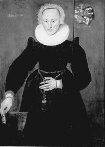 Portret van Elema van Allersma
