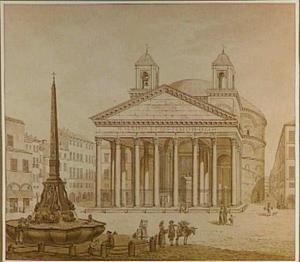 Rome, het Pantheon