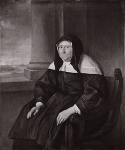 Portret van Catharina Jansdr. ( -1673)