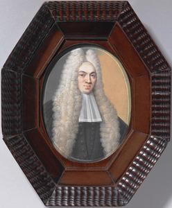 Portret van waarschijnlijk François de Vicq (1679-1730)