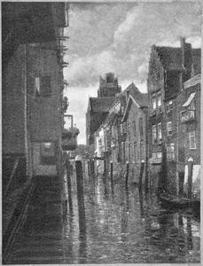 Dordrecht: Haven aan de Voorstraat
