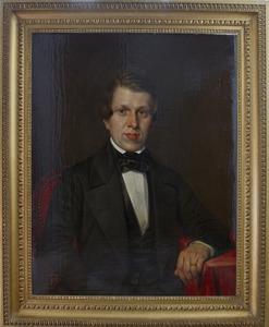 Portret van Jan Otto van Beek (1816-1898)