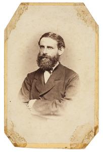 Portret van Jan Carst (1834-1925)