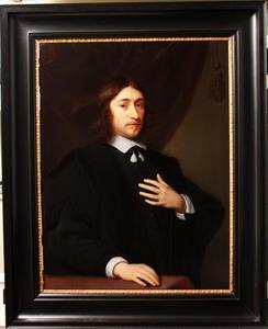 Portret van Johannes Valckenier (1617-1670)