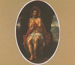 Christus op de koude steen