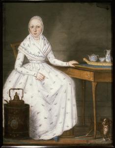 Portret van mogelijk van Douwen