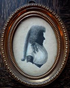 Portret van Margaretha Elisabeth Doom (1746-1806)