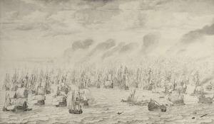 Zeeslag bij Ter Heijde, augustus 1653