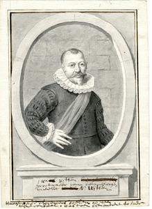 Portret van Jan Cornelisz. Witsen (1569-1636)