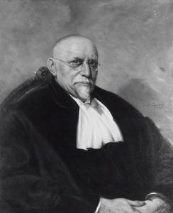 Portret van Jurjen Jan Wester (1869-1947)