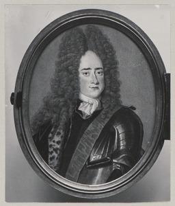 Portret van Anton II Graf von Aldenburg (1681-1738)
