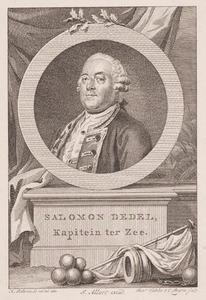Portret van Salomon Dedel (1736-1800)