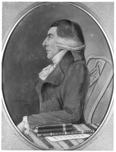 Portret van Jan Aldrik Sluis (1766-1831)
