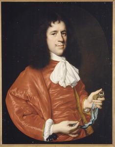 Portret van Lodewijk Thiens (....-1673)