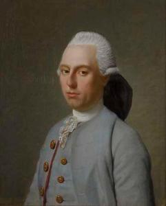Portret van Willem van Hogendorp (1735-1784)