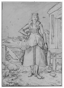 Boerin uit De Zijpe
