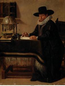 Portret Johan van Beverwijck (1594-1647)