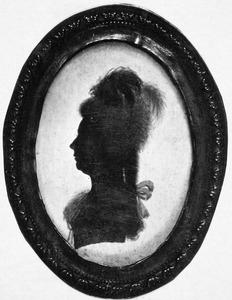 Portret van Marie Jeanne van Deneken (1761-1818)