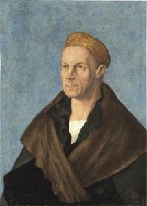 """Portret van Jakob Fugger """"de Rijke"""" (1459-1525)"""