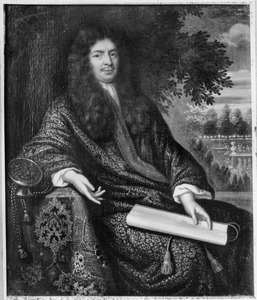 Portret van Hendrik Fagel (1617-1690)