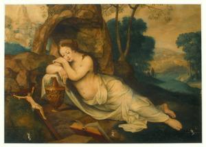 De boetvaardige Maria Magdalena