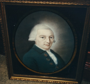Portret van Rudolph Florentius van der Niepoort (1743-1806)